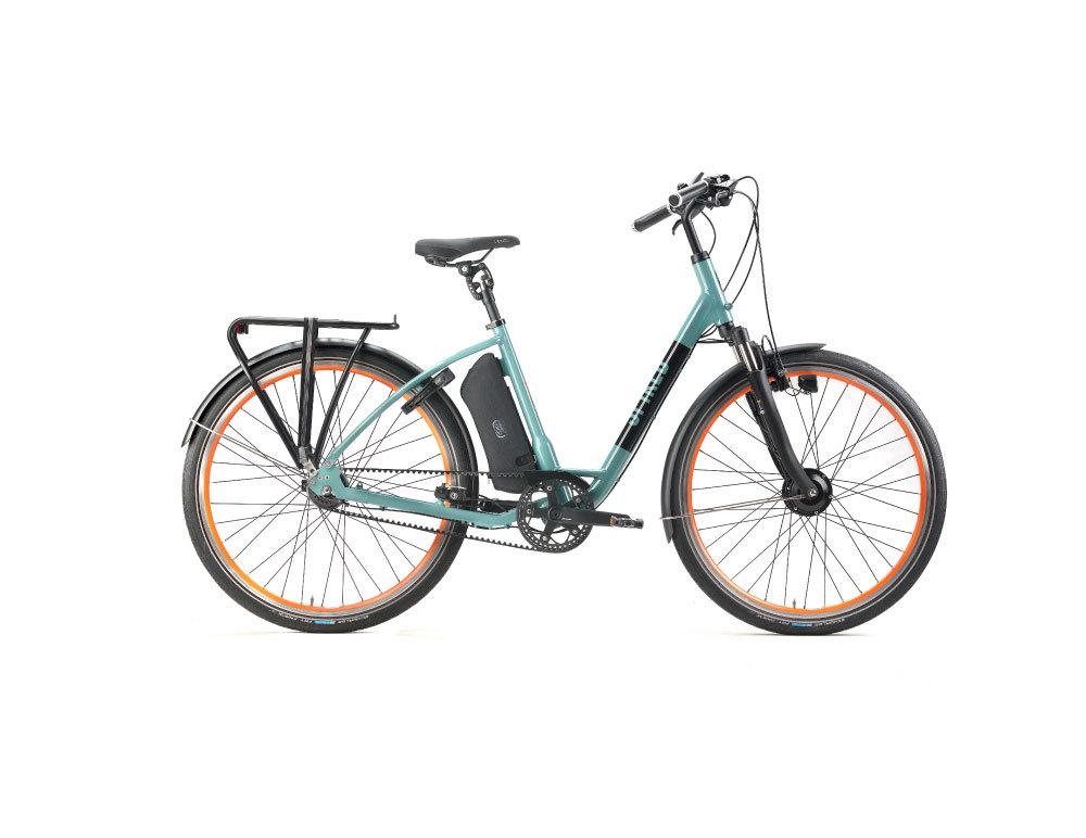 Elektrische fiets Badhoevedorp